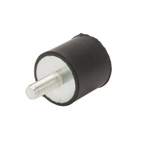 Vibration Damper Foot M8 ø30mm 3028D55 Kramp