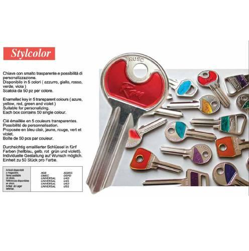 Key Cisa SF-C25T Stylcolor Errebi