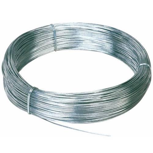 Rope spiral galvanized steel ø1,9mm