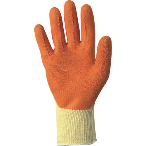 Gloves SHABU 200 Non-slip Cotton-Polyester / Latex 355107 Boxer Line