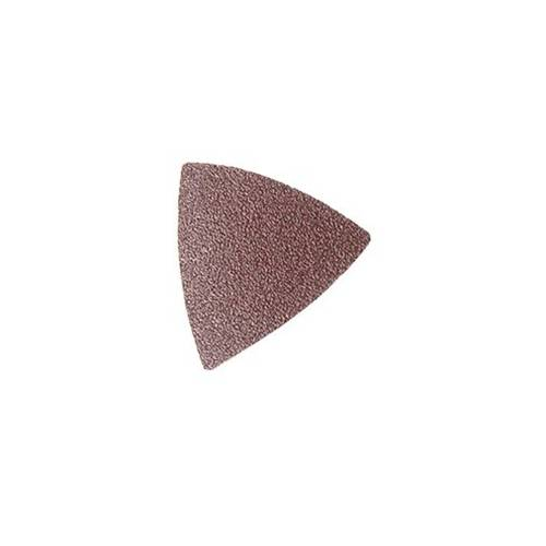 Abrasive Paper for Triangular Plate 80x80mm for Tools Yamato 97696 Maurer