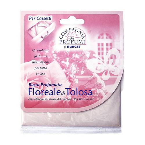 Scented envelope for Cassetti Floral Toulouse Nuncas