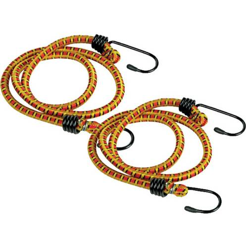 2 Ropes Elestiche with hook Maurer