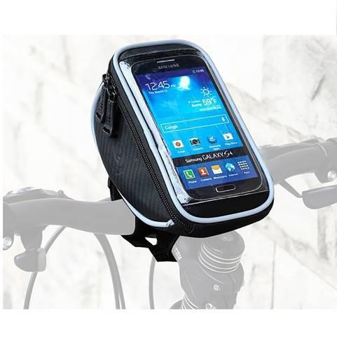 Bicycle Handlebar Bag Smartphone Holder Maurer