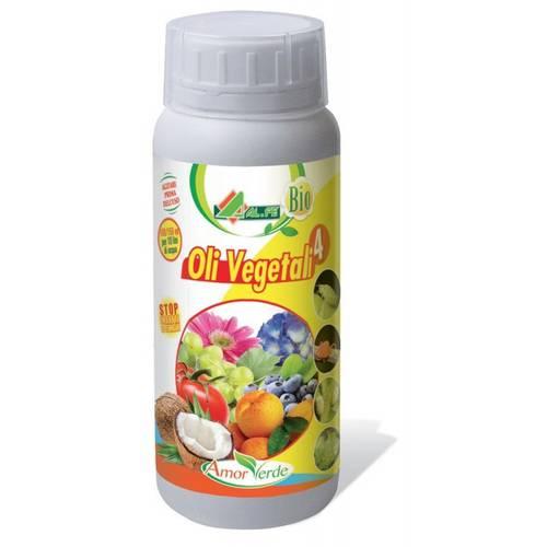 Vegetable Oils Enhancer of the Natural Defenses of Plants Al.Fe