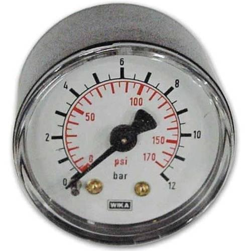 Pressure gauge connection Rear Art.901 Airex