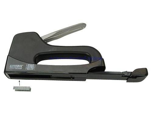 Stapler Nailer Manual Hobby Tacker Rapid Dual