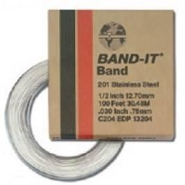 Nastro Acciaio Inox Band-it 19 mm x 30 m C-206 8412206 Elematic