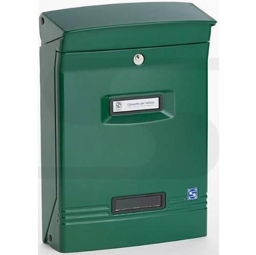 Mailbox Gioiosa Verde 10-400.6026 Silmec