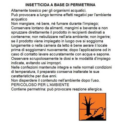Insecticide Spray 400ml Stop Mosquitoes & Flies