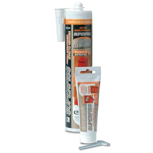 Instant Adhesive Superfiss White Prochimica