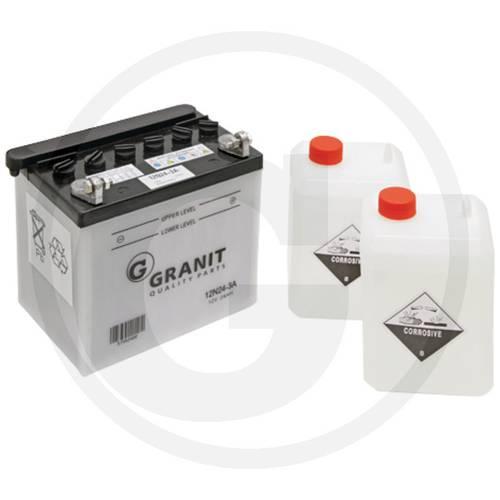 Battery 12V 24Ah 57952400 Granit