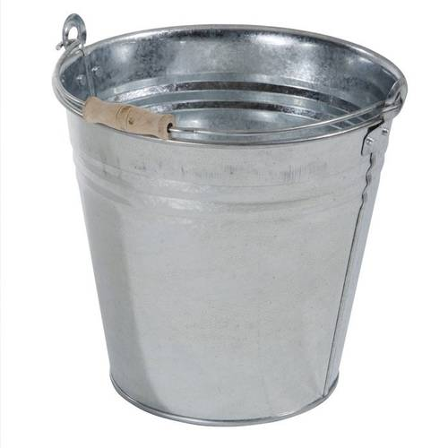 Bucket Galvanized Sheet Verdelook
