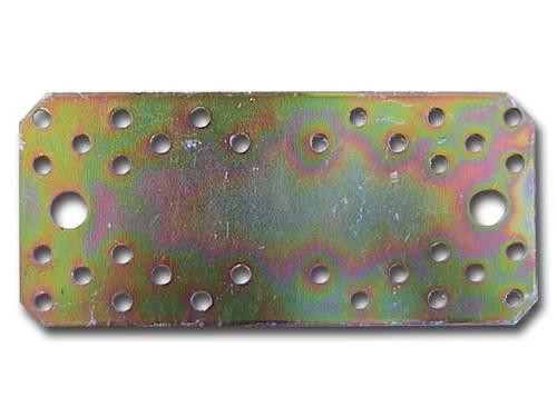 Drilled Thread Plate 200x90 mm Art.793 Minutex