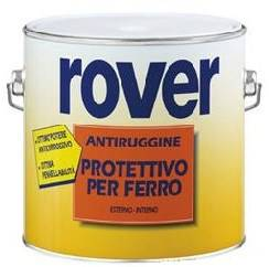 Rust inhibitor for Iron Rover