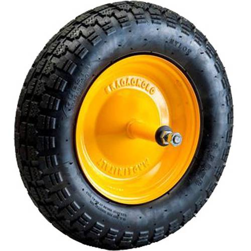 Pneumatic wheel 350mm for Wheelbarrows 061139