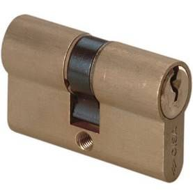 Cylinder Shaped Brass Push 5P mm.50 / 60 Cisa OG300