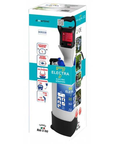 Electric Electra 7 Di Martino Battery Pump