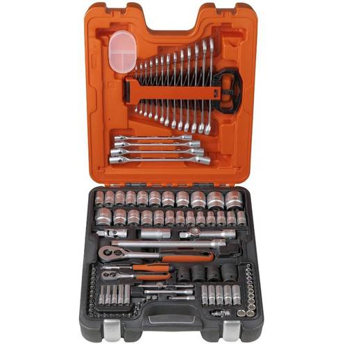 September 106 pcs. Socket wrenches Bahco S106