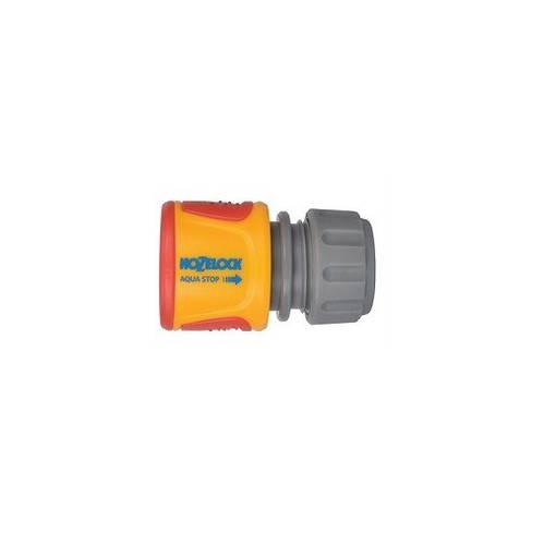 AquaStop Soft Touch Connector for Garden Hoses Irrigation ø 19 mm 2085 6002 Hozelock