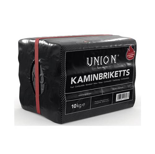 Charcoal Briquettes for Heating 10kg Buffoli