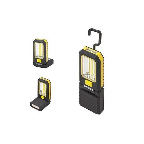 Torch Magnetic Folding LED Lamp with Magnet 3W 210 Lumen 54036 Maurer
