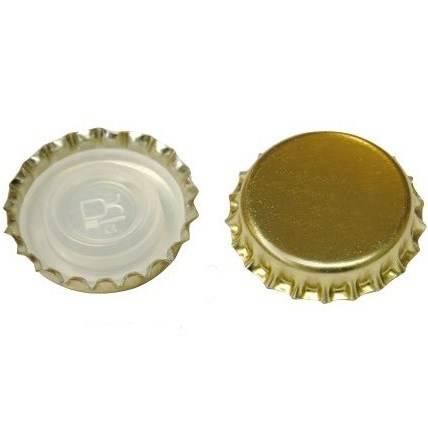 200 caps Crown with undercap