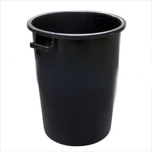 Black Overlapping Bin