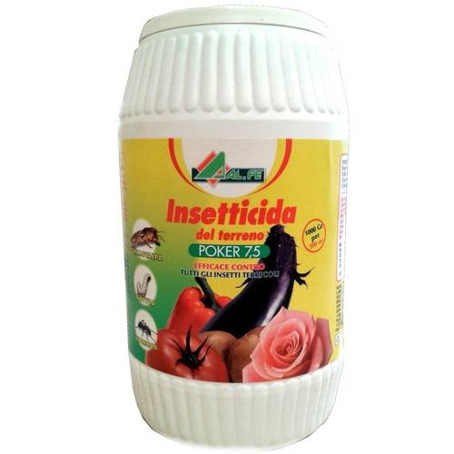 Insecticide of Land Poker 7.5 500gr Al.Fe