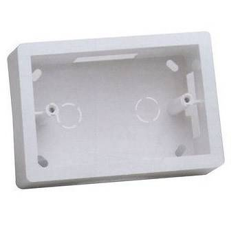 Combined Box 3 Wall Places IP40 FG10228 Faeg