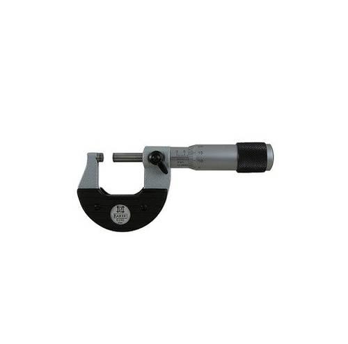 MicroMet Plus Series 2551025 Outside Micrometer 0-25 mm
