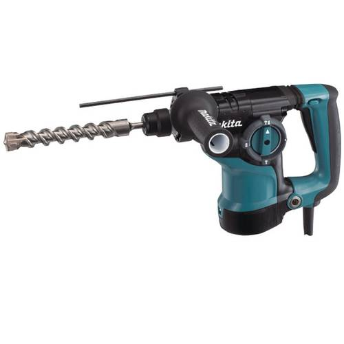 Drill Hammer Drill 800W SDS PLUS 28 mm 3 Functions HR2811F Makita