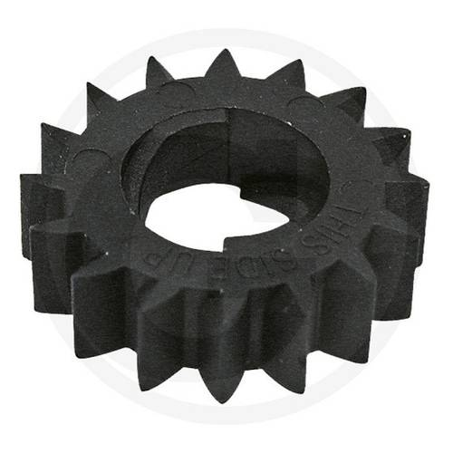Starter Pinion Plastic Material for Briggs & Stratton 18270008 Granit
