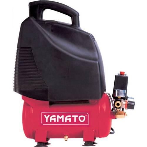 Air compressor 6Lt Yamato 092845