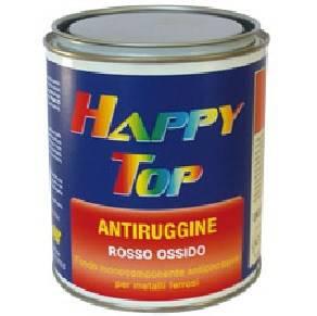 Antirust Red Oxide 125ml Happy Top