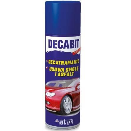 Decatramante Remove Tar Decabit 250ml Atas 001020