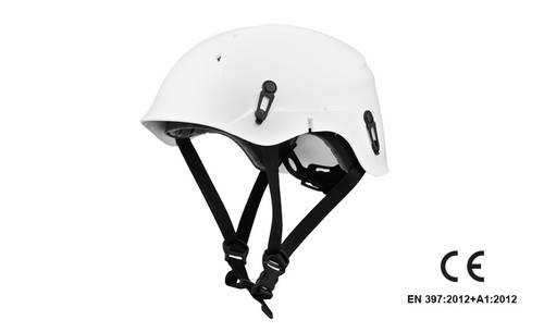 Work Helmet Construction Site and Scaffolding EN397 White 60452 Maurer