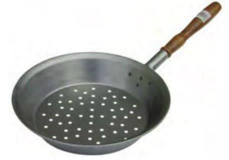 Chestnut pan ø30 cm