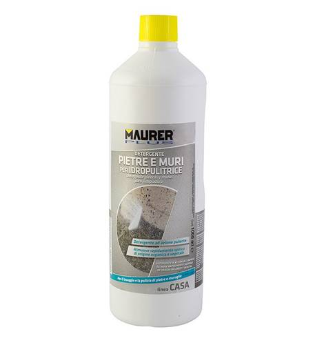 Detergent Pietri and Walls For Pressure Washer 1Lt Maurer