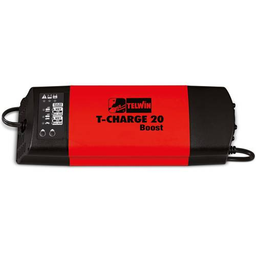 Caricabatterie T-Charge 20 Boost 12-24V 807563 Telwin