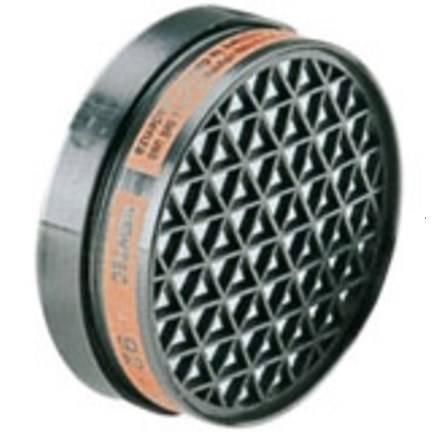 Filtro per Respiratore Semimaschera Mask I / II / II+