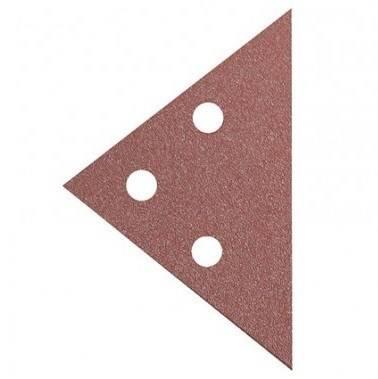 Abrasive Paper Triangular 61x100 gr.60 5 Pieces 1905118 Valex