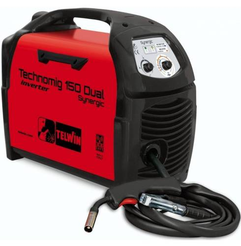 Welding Wire Technomig 150 Dual Synergic Telwin 816050