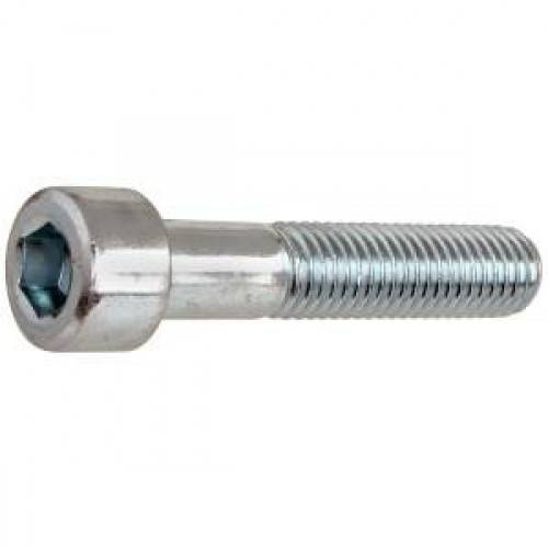 Cylindrical screw head with Hex Socket Galvanized DIN 912 - UNI 5931