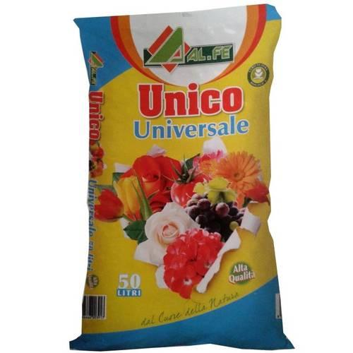 Universal soil SOLE 50 Liters Al.Fe