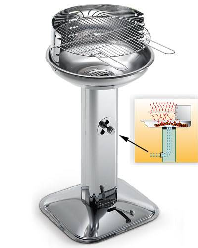 Barbecue Venus 480 Pro System 60480 Ompagrill