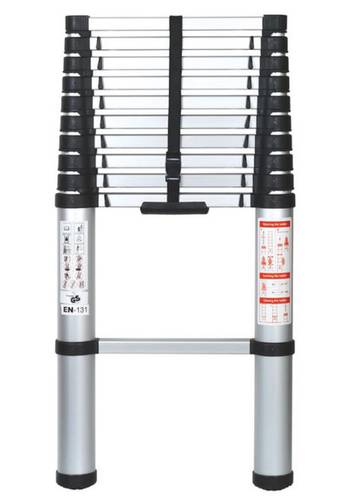 Telescopic Ladder 7 Steps PRET07 Ribimex