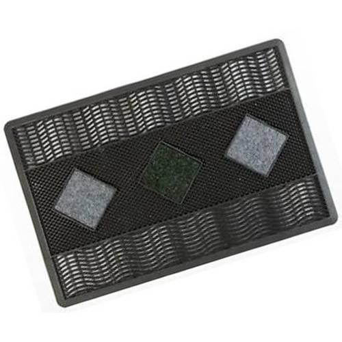 "Doormat ""Dama"" Moquet / cm.40x70 rubber"