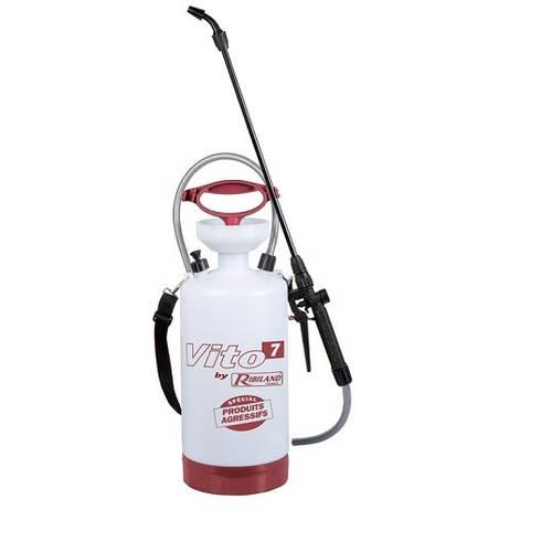 Pressure Storage Nebulizer Pump Aggressive Products VITO 7lt PRP070PC Ribimex