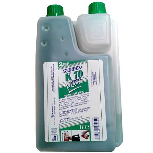Oil Mixture STRONG K70 Plus Semi-synthetic 1000 ml Sabart